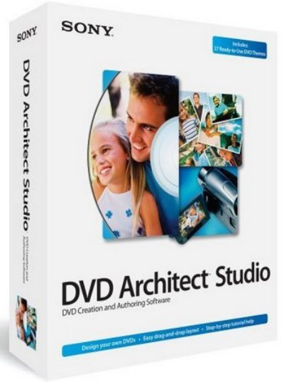 Sony DVD Architect Studio 5.0.178 + Keygen