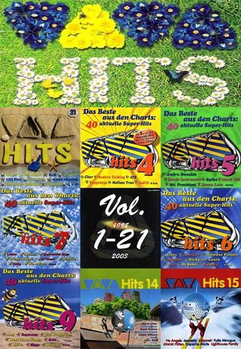 VA - Viva Hits Collection, Vol.1-21 (1998-2003)