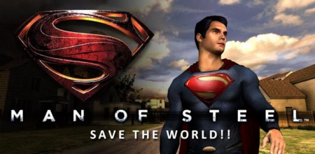 Man of Steel v1.0.5 APK [Mali-400]