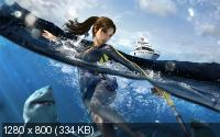 Tomb Raider: Underworld v.1.0.0 (2008/MacOS/ENG/AppStore/Native)