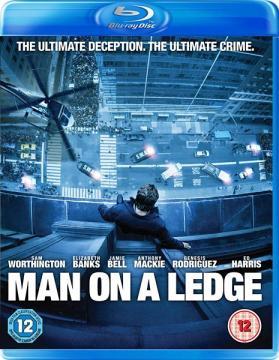 На грани / Man on a Ledge (2012)