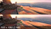 Шевели ластами! в 3Д / Sammy's avonturen: De geheime doorgang 3D [Расширенная версия / Extended Cut]