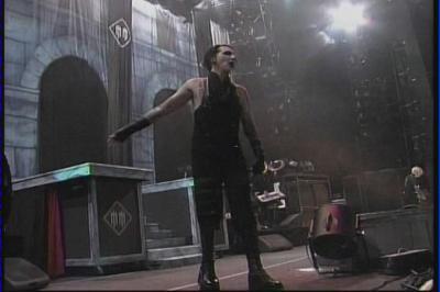 Marilyn Manson - Live in Camden (2003) DVDRip