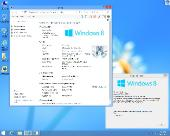 Windows® 8™ x86/x64 Professional VL OVGorskiy® 03.2013 (2DVD/ENG)