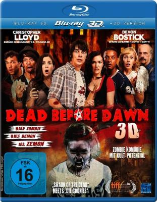 Dead Before Dawn 2012 BRRip 720p x264 AAC-PRiSTiNE