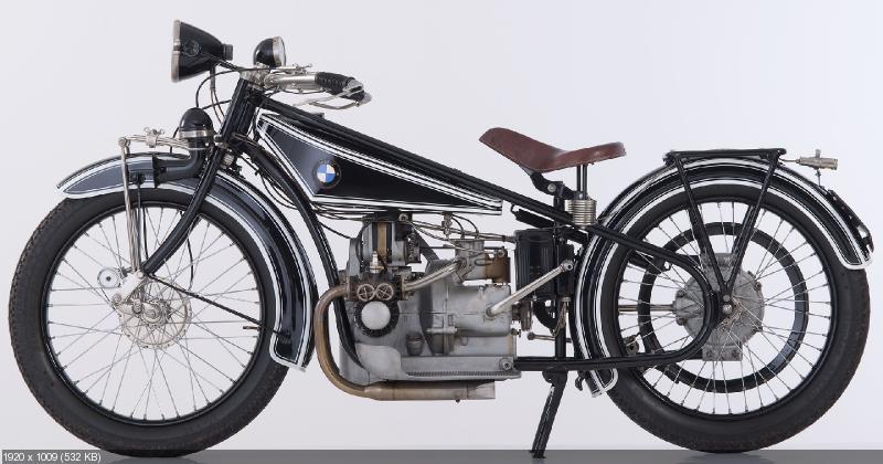 История BMW в картинках