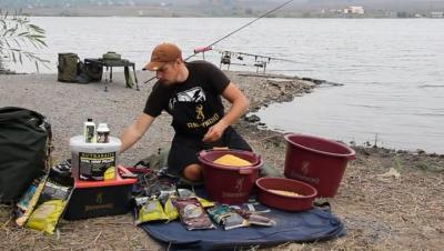 Рыбалка изредка нового поколения Охота карпа. (2013) WEB-DLRip