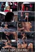Aryana Augustine - Below the Belt [BigTitsInSports/BraZZers] (2013/HD/2.27 GiB)