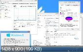 Microsoft Windows 8.1 Pro 6.3 build 9374 Full by Lopatkin (x86/RU/EN/22.04.2013)