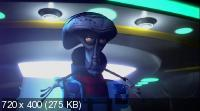 ������� ������ ���������� [1 �����] / Monsters vs. Aliens (2013) WEB-DL 720p + WEB-DLRip