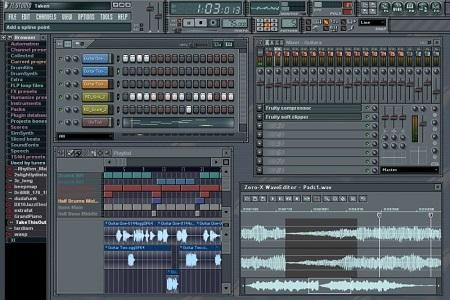 Image-Line - FL Studio ( 11.0.0, Producer Edition, 2013 )