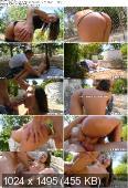 Anita B. - Exotic Petite Brunette Gets Fucked At The Par [SexoenPublico/Culioneros] (2013/HD/585.58 MiB)