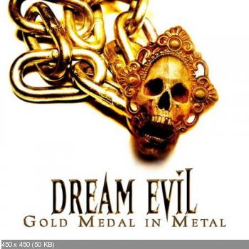 Dream Evil - Discography (2002-2010) (Lossless) + MP3