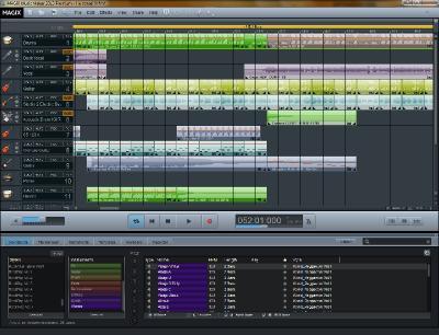 MAGIX Music Maker Premium v19.0.5.57 (x32/x64/01.05.2013)