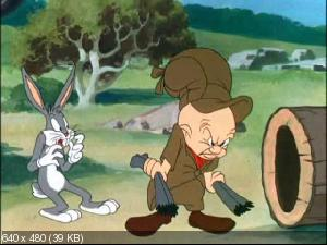 Луни Тюнз. Золотая коллекция [1-6 ТОМ] / Looney Tunes Golden Collection (1929-1968) 18xDVD5 + DVDRip
