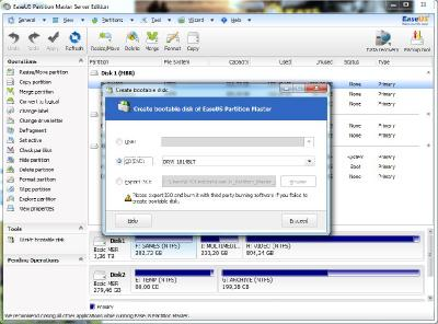 EASEUS Partition Master 9.2.1 Server Edition + Rus