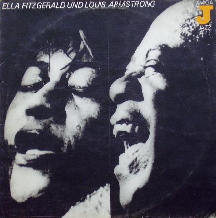 ELLA FITZGERALD UND LOUIS ARMSRONG - ELLA UND LOUIS (1956,57,64) mono,