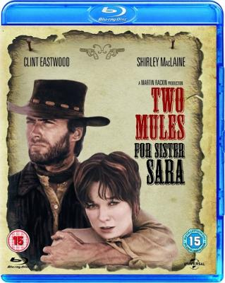 Two Mules for Sister Sara 1970 720p BRRip x264-PLAYNOW