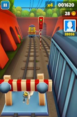 Игра subway surfers на компьютер