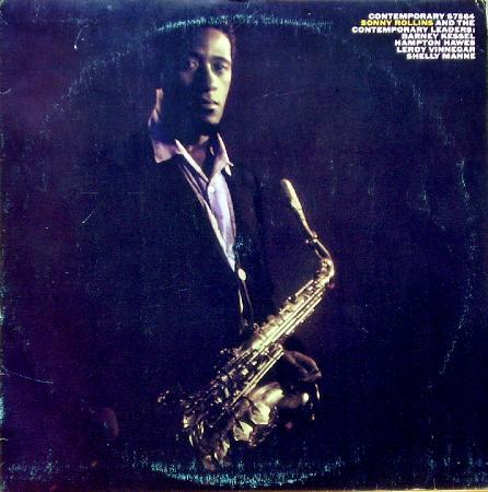 Sonny Rollins & The Contemporary Leaders (1959),vinyl-rip