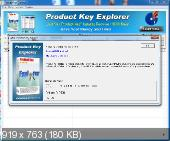 Product Key Explorer 3.3.8.0