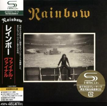 Rainbow - Дискография (Japanese Edition) 1975-2012 (Lossless) + MP3