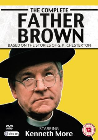 Отец Браун / Father Brown (1974-1978) DVDRip + UA-IX