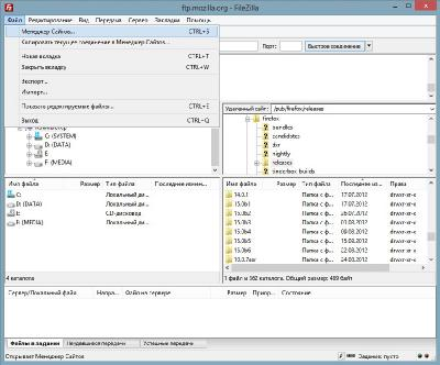 FileZilla 3.7.0.2 Final + Portable
