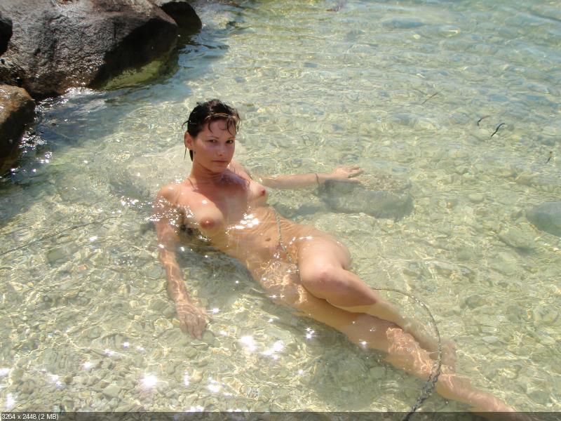 Секс на пляже на природе только любительская съемка 24 фотография