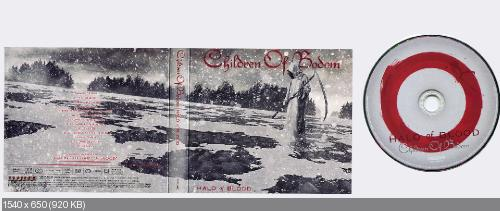Children of Bodom - Halo of Blood (2013) [Japanese Limited Edition]