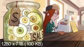 ������� ���� / Gravity Falls [1 �����] (2012) WEB-DL 720p | VO