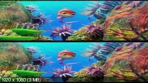 Pиф 3Д / Тhе Rееf 2: High Tide 3D Вертикальная анаморфная