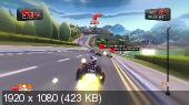 F1 Race Stars (v.1.1.0.0/RUS/ENG/2012) RePack �� VANSIK