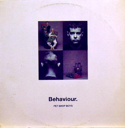 Pet Shop Boys - Behaviour (1990), vinyl-rip