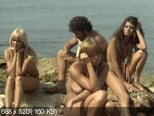 Робинзон и его дикие рабыни / Robinson und seine wilden Sklavinnen (1972) DVDRip