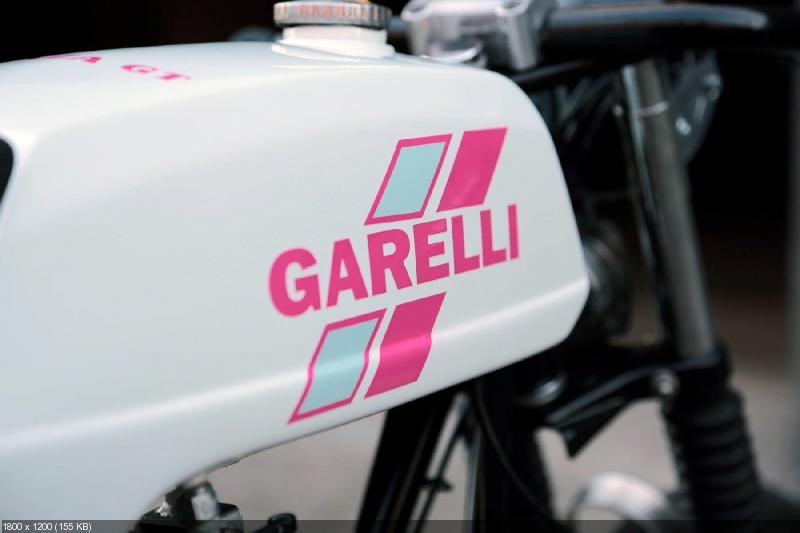 Кастом-мопед Garelli Monza GT 1985