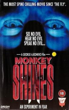 ��������-������ / ��������� �����: ����������� �� ������� / Monkey Shines (1988) HDTV 1080i