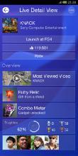 PS4 прошла сертификацию, скриншоты интерфейса
