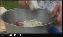 Приготовление шашлыка - Видеокурс (2012) SATRip
