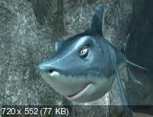 Наживка для акулы: Не очень страшное кино / Shark Bait / 2006 / ДБ / DVDRip (AVC)