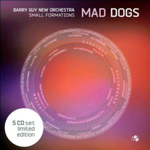 Barry Guy New Orchestra - Mad Dogs [2013]