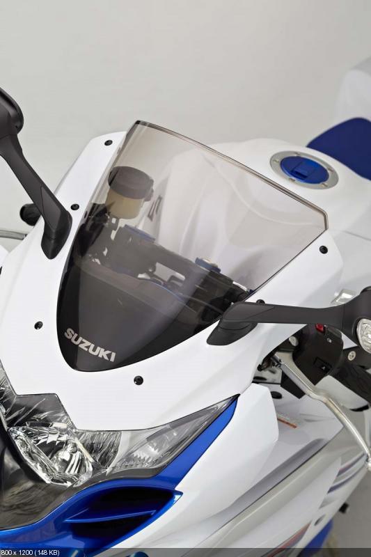Спортбайк Suzuki GSX-R1000 SE 2014