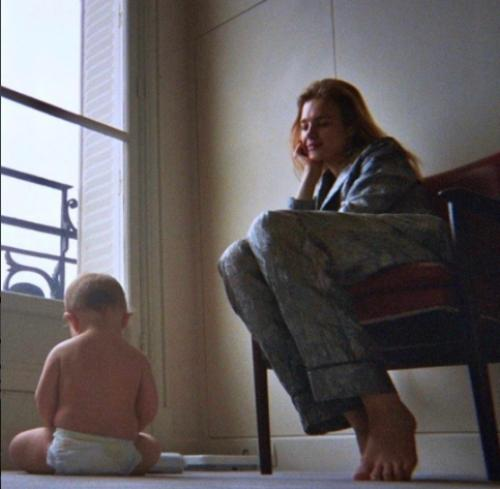 Наталья Водянова показала младшего сына
