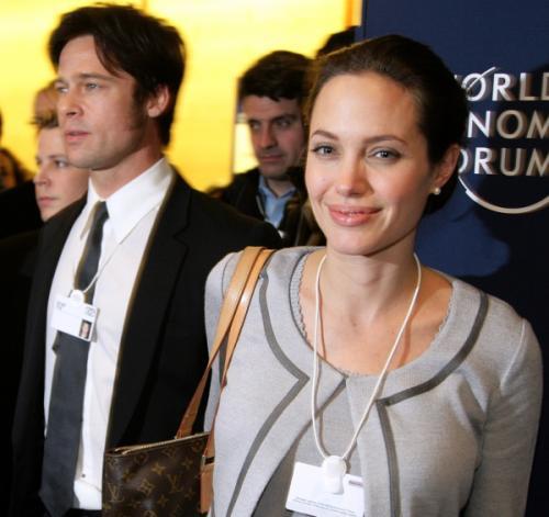 Для близости с Брэдом Питтом Анджелина Джоли купила особняк за $25 млн