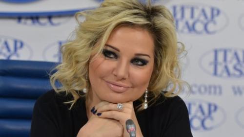 Похудевшая на 16 кг Максакова произвела фурор на «Евровидении»