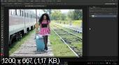 Как усилить цвет на фотографии в Фотошопе (2017)
