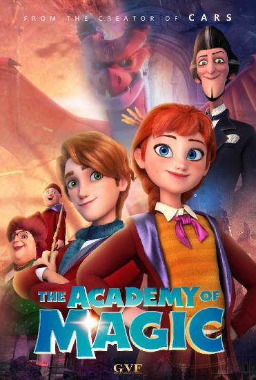 The Academy Of Magic 2020 1080p WEB-DL H264 AC3-EVO
